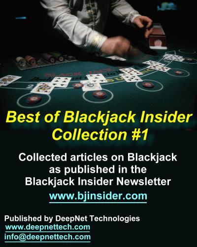 Golden touch blackjack speed count