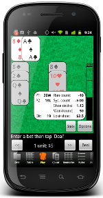 Blackjack Counter+Expert for Android